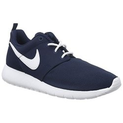 factory authentic ec1c5 25033 Nike Roshe One Gs - 599728416 - Color White-navy Blue - Size: 3.5 |  R3250.00 | Sunglasses | PriceCheck SA