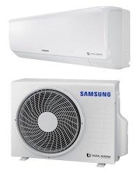 Samsung Maldives 9000BTU Split Inverter Air Conditioner Indoor + Outdoor