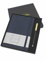 """Youngtion Hardcover Notebook With Touch Screen Pen Matte Artificial Leather Classic Business Executive Ruled Paper Notebook 8.3""""X5.5"""""""