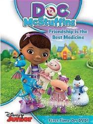 Doc Mcstuffins: Friendship Is The Best Medicine