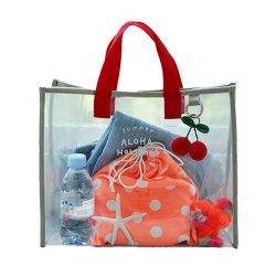 Transpa Pvc Handbag Shoulder Bag