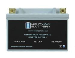 Mighty Max Battery YTX9-BS Lithium Battery Replacement For Ktm 390 Duke 15-18 Brand Product