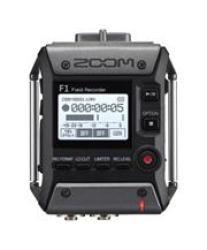 Zoom F1 Field Recorder With Shotgun MICROPHONE-2-CHANNEL Fie