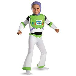 WMU Deluxe Buzz Lightyear Child Costume - XS