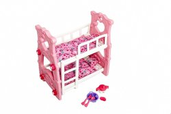 Jeronimo Doll Bunk Bed