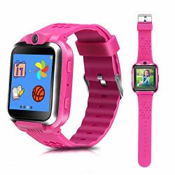 KIDS Smart Watch Toddler Watch Camera Watch For Games Watch Touchscreen Wrist Watch For Boys Girls Birthday Gifts For Kid Educational Toys Watch