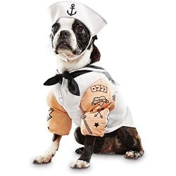 Bootique Sailor Dog Costume XS