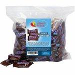 MARS Snickers Chocolate Bar Fun Size 2 Lb Bulk Candy