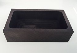 OTOOLWORLD Gold Silver Graphite Ingot Mold Mould Crucible For Melting  Casting Refining 9 5KG | R2165 00 | Sunglasses | PriceCheck SA