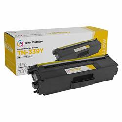 BrOther Ld Compatible Toner Cartridge Replacement For TN-339Y Extra High Yield Yellow