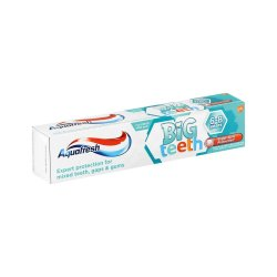 Aquafresh Toothpaste Big Teeth 50ML Kids