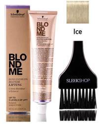 Schwarzkopf Blond Me Bond Enforcing Blonde Lifting Up To 5 Levels Of Lift Hair Color With Sleek Tint Applicator Brush Blondme Ha