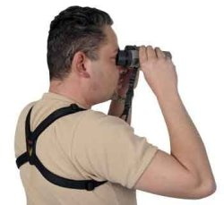 Matin Adjustable Replacement Binoculars Harness Strap- Also Great For Range Finder Camera