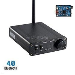 Nobsound 50W + 50W Bluetooth 4 0 Digital Amplifier CSR8635 TPA3116 Hi-fi  Home MINI Audio Power Amp With Power Supply | R3245 00 | Handheld  Electronics