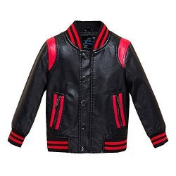 6db7db54b Budermmy Boys Leather Motorcycle Pilot Jackets Toddler Coats Red Size 2T |  R1810.00 | Sunglasses | PriceCheck SA
