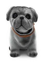 NoveltiesKitsch Noveltees Company Bobbing Head Dog Bobble Head Pug