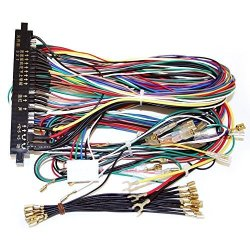 Winit Jamma Board Standard Cabinet Wiring Harness Loom For Jamma Multigame Boards Reviews Online Pricecheck
