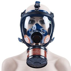 7piece Suit Painting Spraying For 6800 Gas Mask Full Face Facepiece Respirator Easy To Lubricate Welding & Soldering Supplies