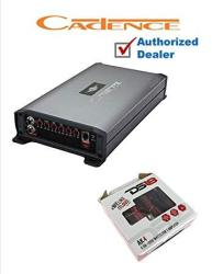 Cadence QR2000 1 Class D Monoblock Amplifier 5000 Watts With 4 Gauge Amp  Kit | R11088 00 | Electronics | PriceCheck SA