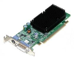 ATI X1300 128MB Low Profile Video Card By Dell - Part JW592