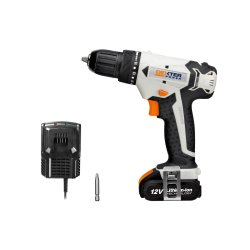 Cordless Drill Dexter Power 12v Li Ion R89900 Power Tools Accessories Pricecheck Sa