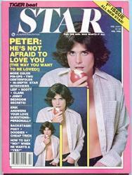 Tiger Beat Star Magazine February 1980- Peter Barton- Scott Baio- Erik Estrada