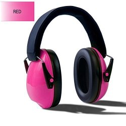 30b4c939464 Amaping Ama Tm Noise Cancelling Headphones Ear Protection Ear Muffs For  Shooting Hunting Sleeping Studying Working Construction Suitable For Baby  Kids Pink