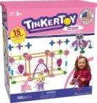 Tinkertoy Pink Building Set
