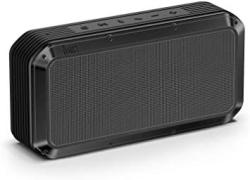 Divoom Pro Premium 40W 12HOUR Playtime Tws Portable Bluetooth Speaker Water Resistant For Indoor outdoor Use Black