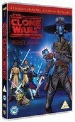 Star Wars - The Clone Wars: Season 2 - Volume 1 dvd
