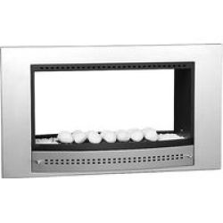 Chad-O-Chef Double-sided Fireplace 800