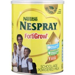 Nestle 900g Nespray Fortigro School-age Powdered Milk