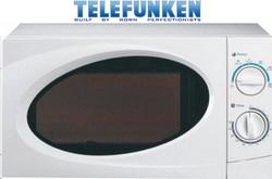 Telefunken 20 Litre Manual Microwave Oven TMO-20W | R899 00 | Microwaves |  PriceCheck SA