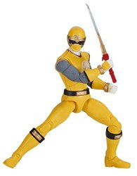 Power Rangers Legacy 6.5-INCH Ninja Storm Yellow Ranger Legacy Figure