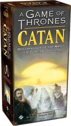 FFG Catan: A Game Of Thrones 5-6 Player