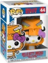 Pop Hello Kitty: Hello Kitty Vinyl Figure Mecha