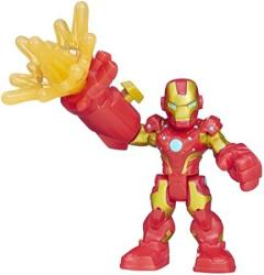 USA Playskool Heroes Marvel Super Hero Adventures Repulsor Ray Iron Man