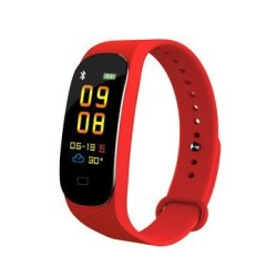 M5 Colorful Smart Bracelet Hr Blood Pressure Monitor 0.96 Tft Color Display Watch Fo
