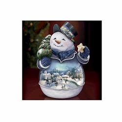 Pan Source Diy 5D Diamond Painting Kit Full Diamond Snowman Painting Embroidery Rhinestone Cross Stitch Arts Craft Supply For Home Wall Decor Christmas Painted