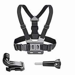 Dalkeyie Adjustable Chest Body Strap Mount Harness Belt For Gopro Hero 2 3 3+ 4 5 6