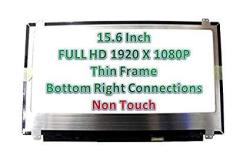 """AU Optronics B156HTN03.5 Replacement Laptop Lcd Screen 15.6"""" Full-hd LED Diode Substitute Only. Not A"""