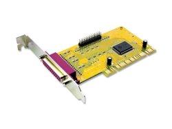 Sunix 2 Ports IEEE1284 Parallel PCI Board