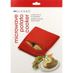 Clicks Microwave Potato Cooker