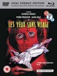 Eyes Without A Face Dvd