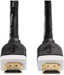 Hama 3m Gold-Plated High-Speed Double Shielded HDMI Ethernet Cable
