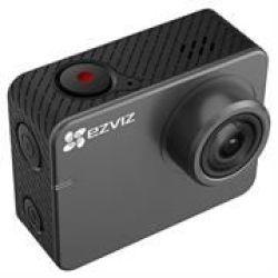 Ezviz S2 Full HD 1080P 60FPS Waterproof Action Camera - Refurbished Grey