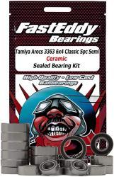 USA Tamiya Arocs 3363 6X4 Classic Space Semi-truck Ceramic Sealed Bearing Kit