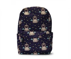 SIDEKICK Kids Backpack - Unicorn Dog - Navy