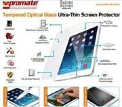 Promate Primeshield.ipm Premium Ultra-thin Tempered Optical Glass Screen Protector For Ipad MINI And Ipad MINI With Retina Retail Box 1 Year Warranty