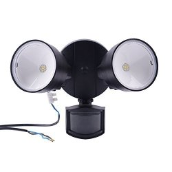 Lutec Led Outdoor Flood Light With